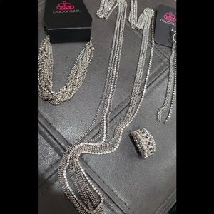 Silver and bling